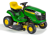 John Deere 100 Series >> Riding Lawn Mowers For Sale Tractors For Sale Emmetts Roseworthy